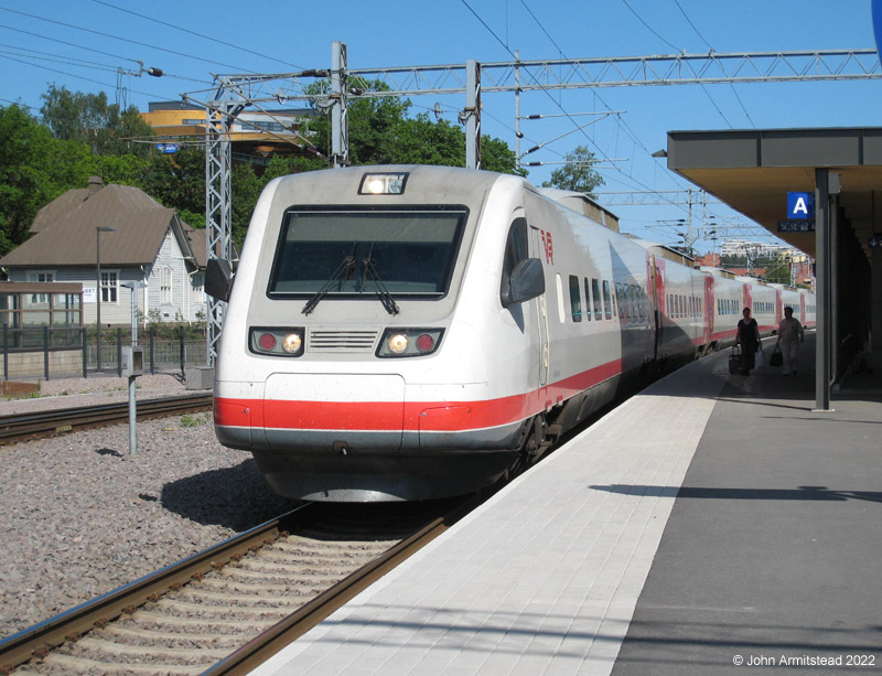 Lähijuna R Tampere