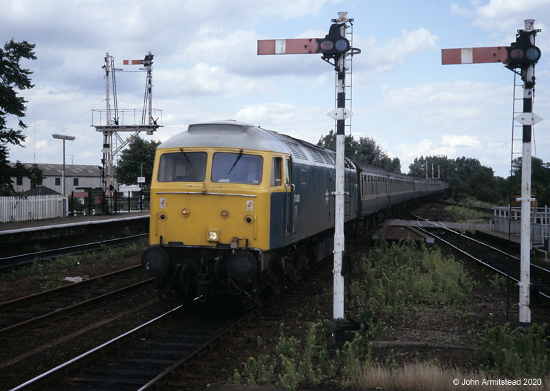 Class 47, Ely
